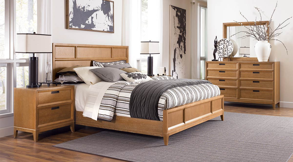 American Drew Sedona Panel Bedroom Set