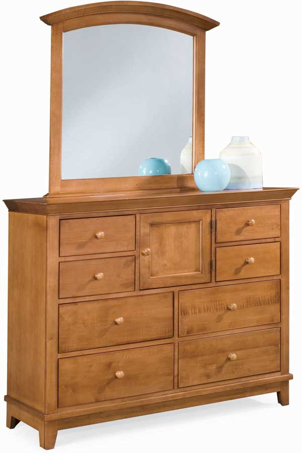 American Drew Sterling Pointe Vertical Mirror Maple