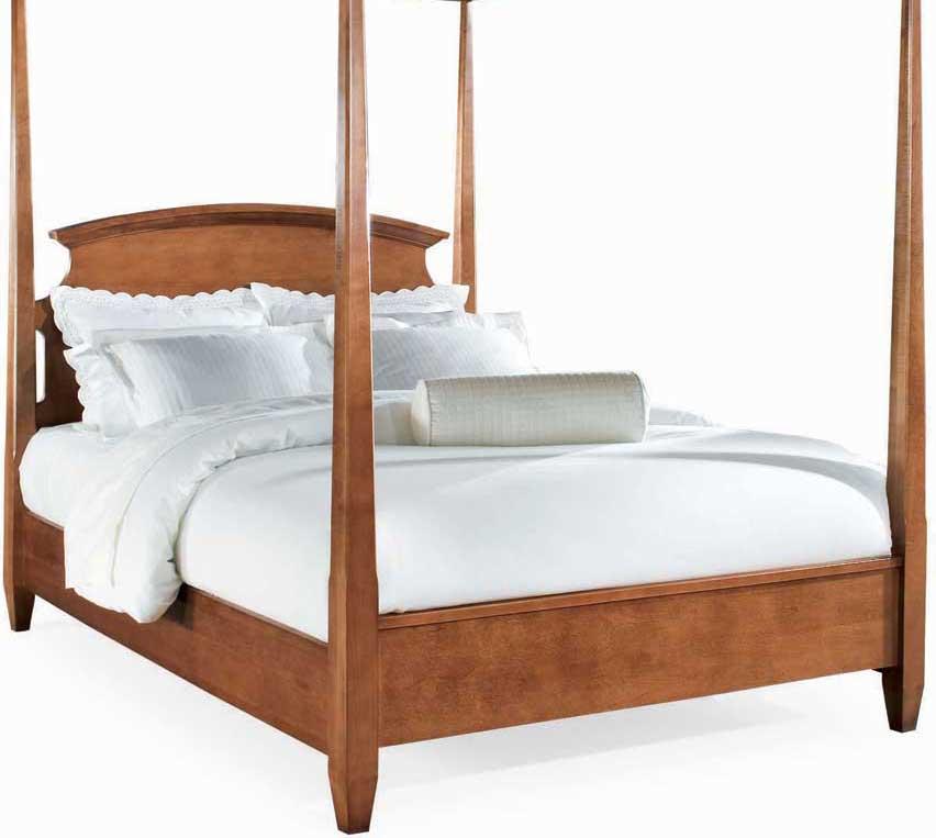 American Drew B181 310cr Sterling Pointe Panel Bed ...