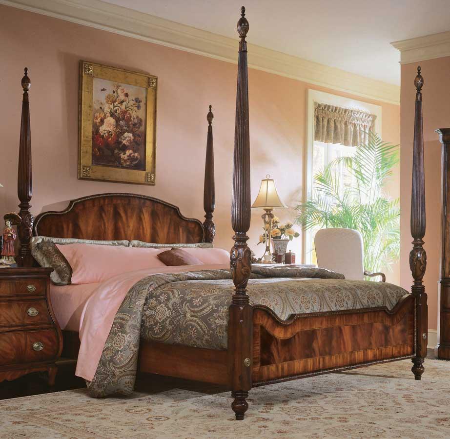 American Drew Edinboro Poster Bed