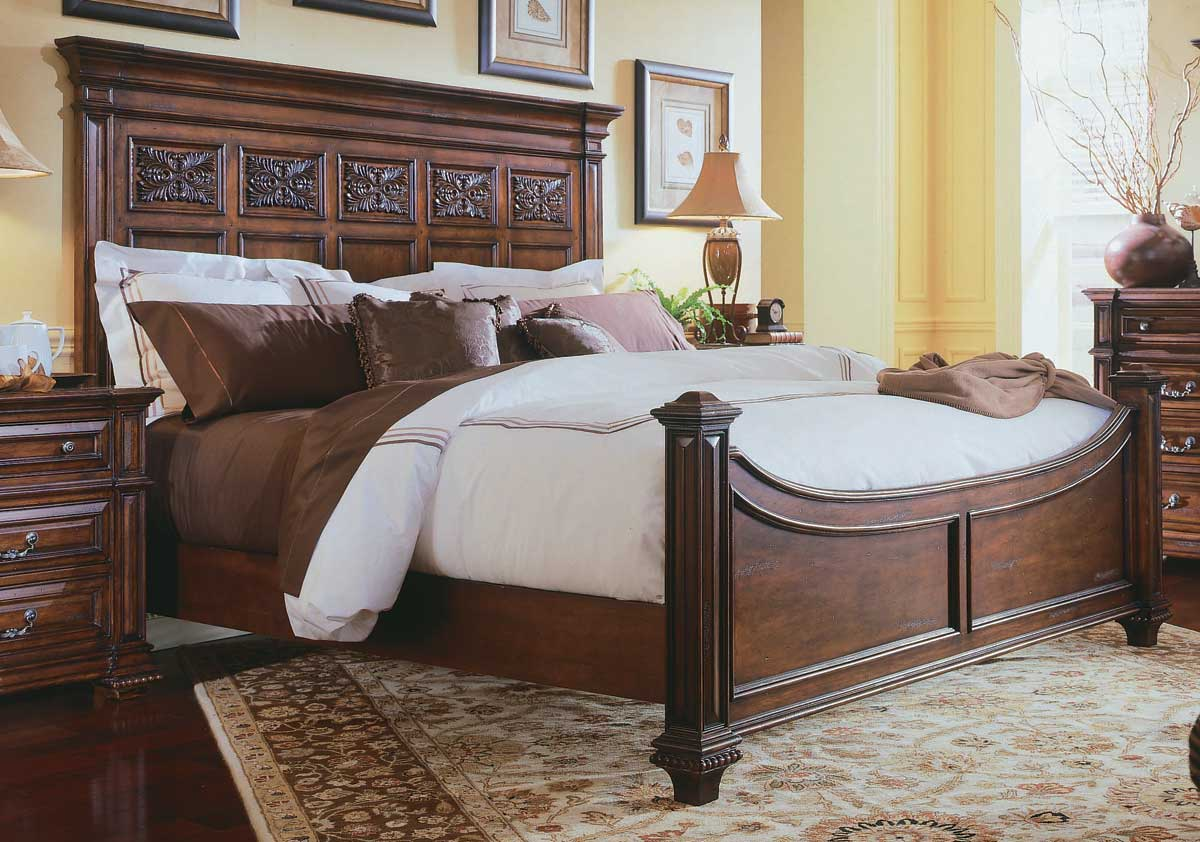 American Drew Marbella Mansion Bed
