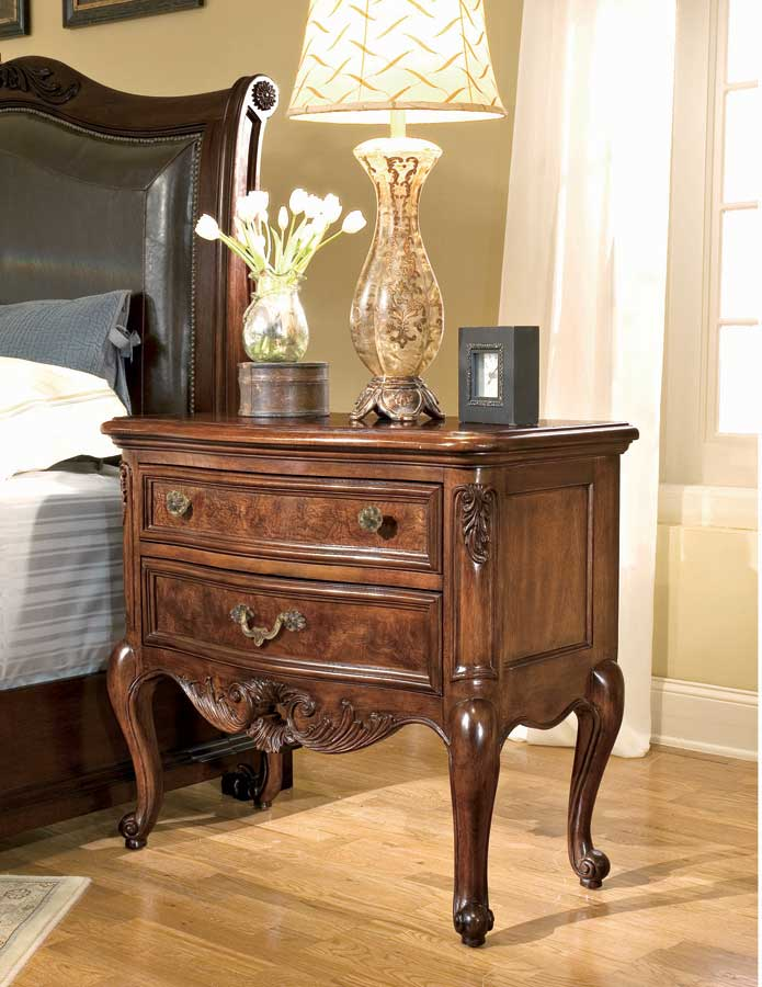 American Drew Bordeaux Bedside Chest