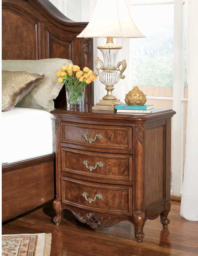 American Drew Bordeaux Drawer Night Stand