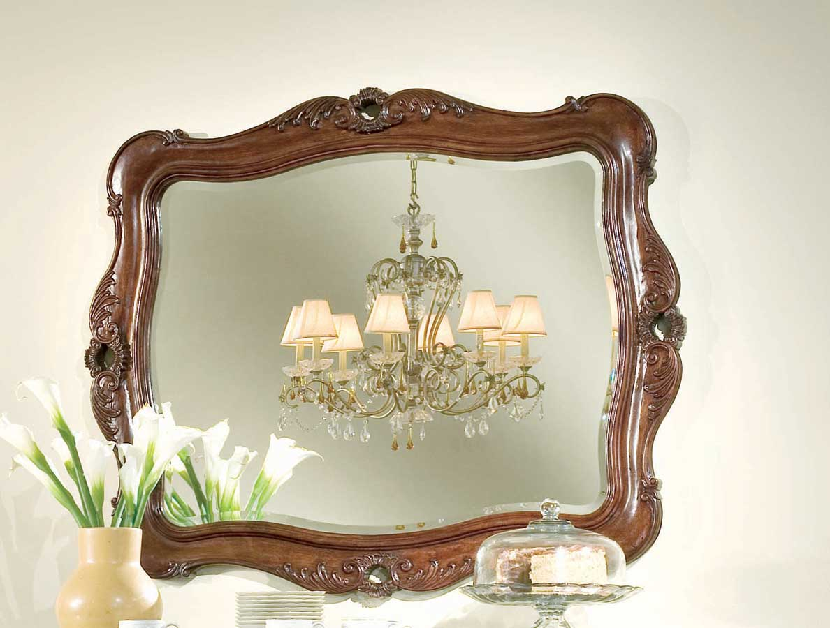 American Drew Bordeaux Accent Mirror