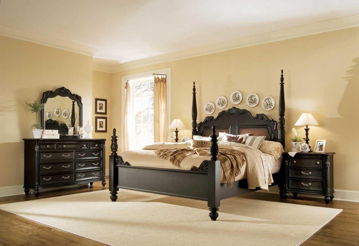 American Drew Versailles Poster Bedroom Collection