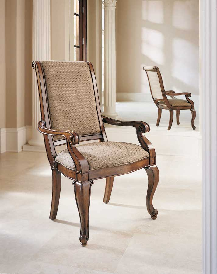 Buy American Drew Bob Mackie Home Classics Arm Chair Fabric Online Directly