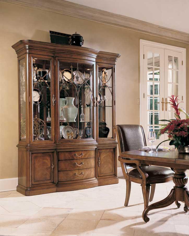 American drew bob mackie home classics china cabinet - Bob mackie discontinued bedroom furniture ...