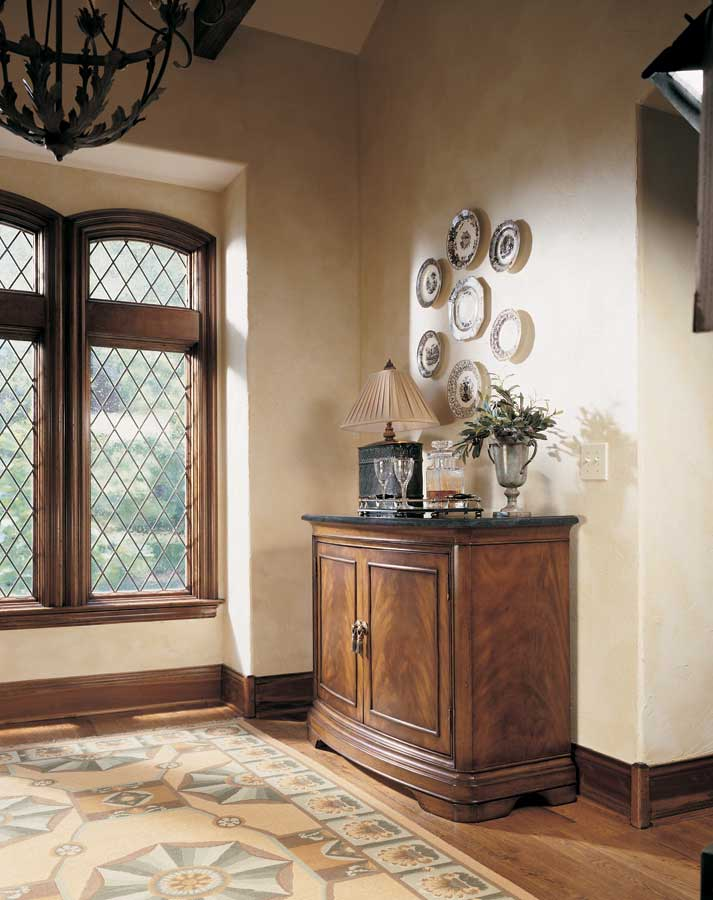 American Drew Bob Mackie Home Classics Server Granite Top