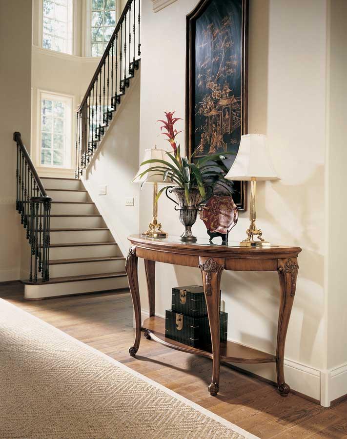 American drew bob mackie home classics sofa table 583 927 - Bob mackie discontinued bedroom furniture ...