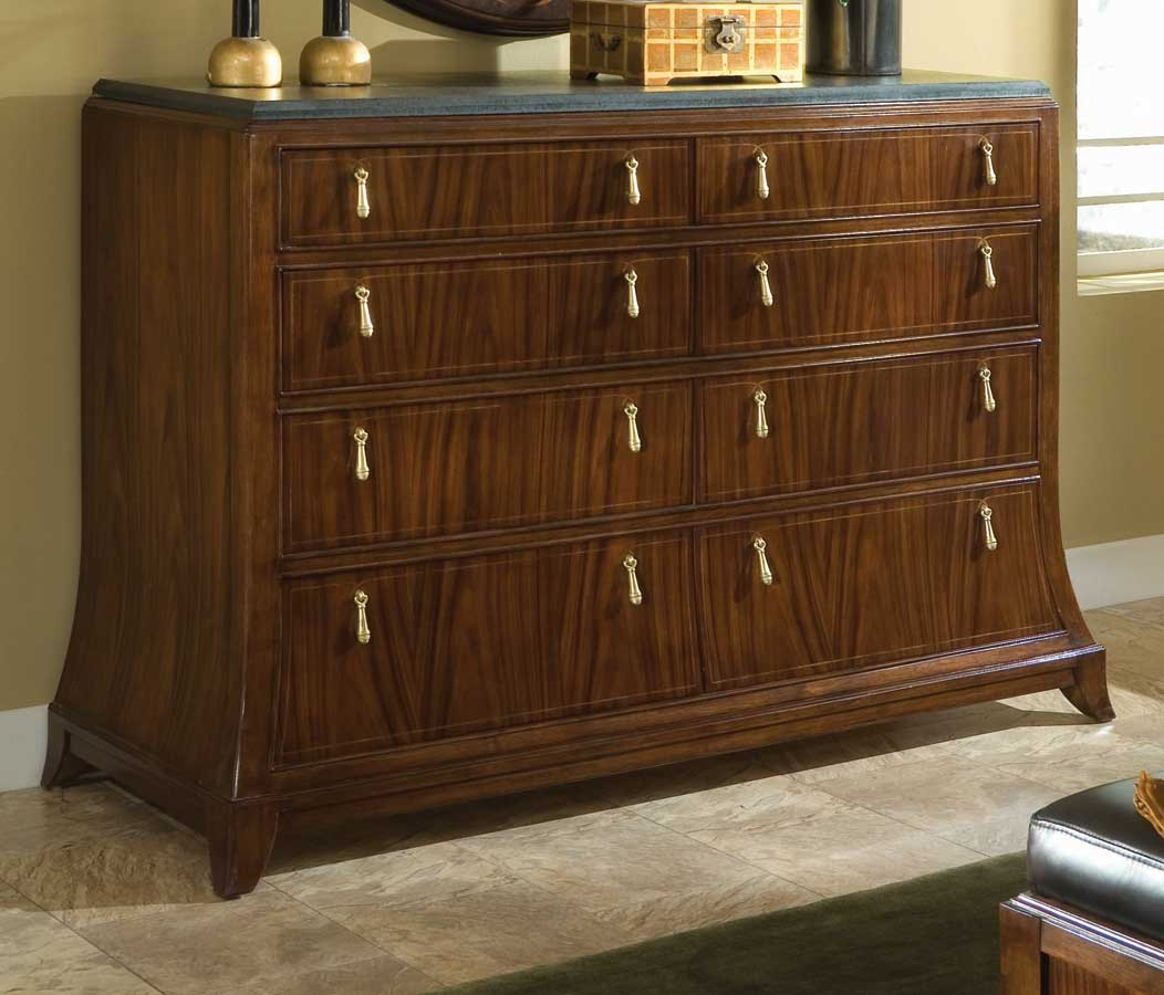 American Drew Bob Mackie Home Signature Dressing Chest 591 220