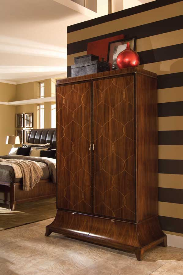 American Drew Bob Mackie Home-Signature Armoire