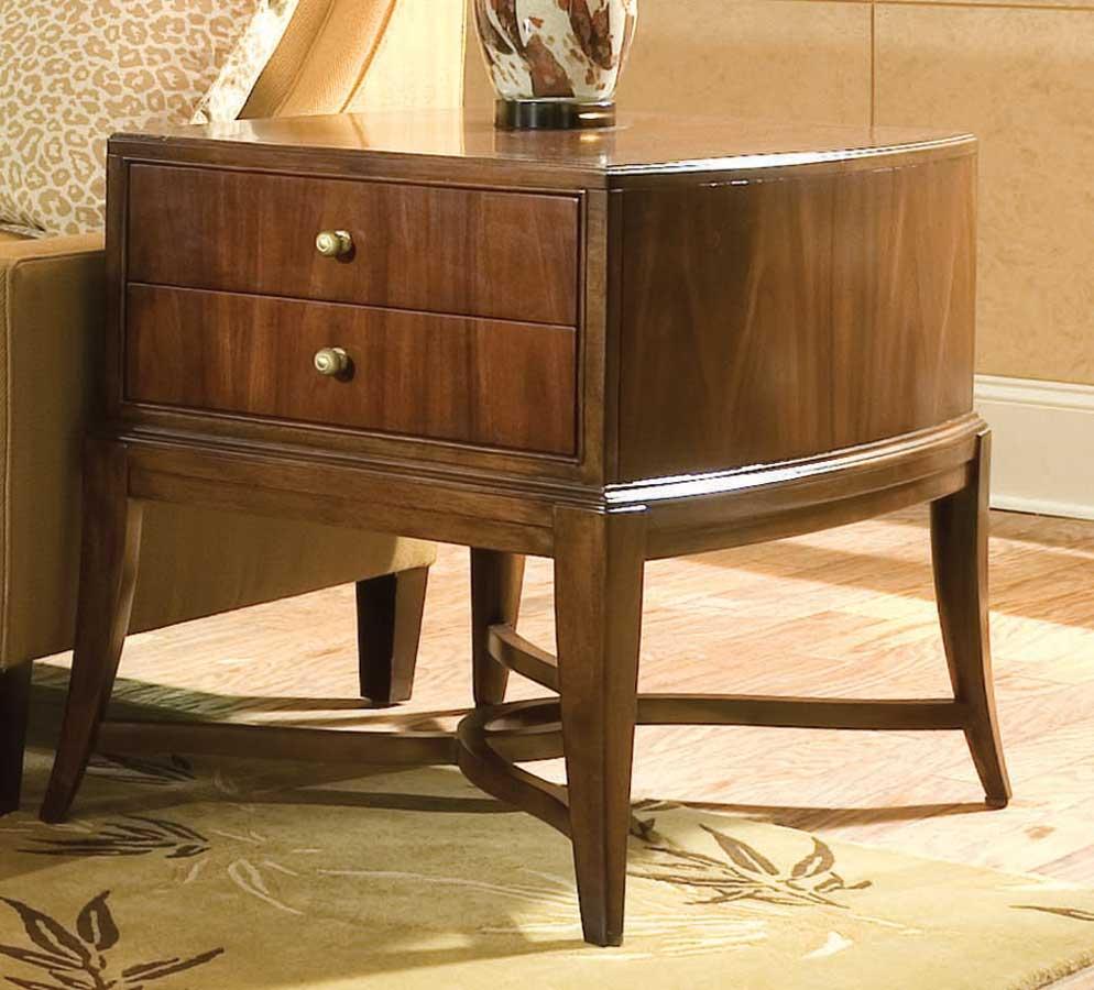 American drew bob mackie home signature rectangle end - Bob mackie discontinued bedroom furniture ...