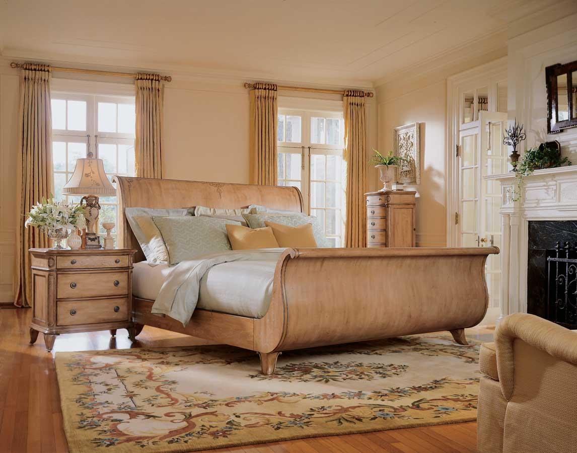 American Drew Jessica Mcclintock Home Sleigh Bedroom Collection B621