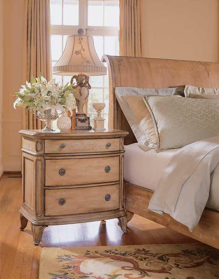 American Drew Jessica Mcclintock Home Sleigh Bedroom