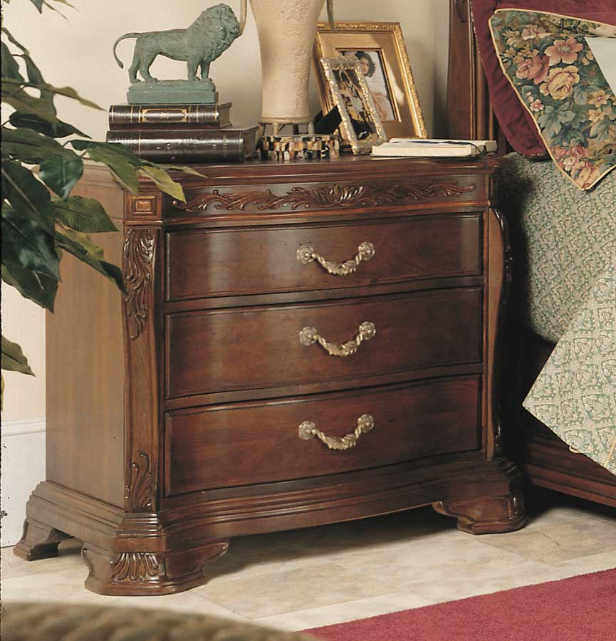 American Drew Bob Mackie Home Drawer Night Stand 661 420 At