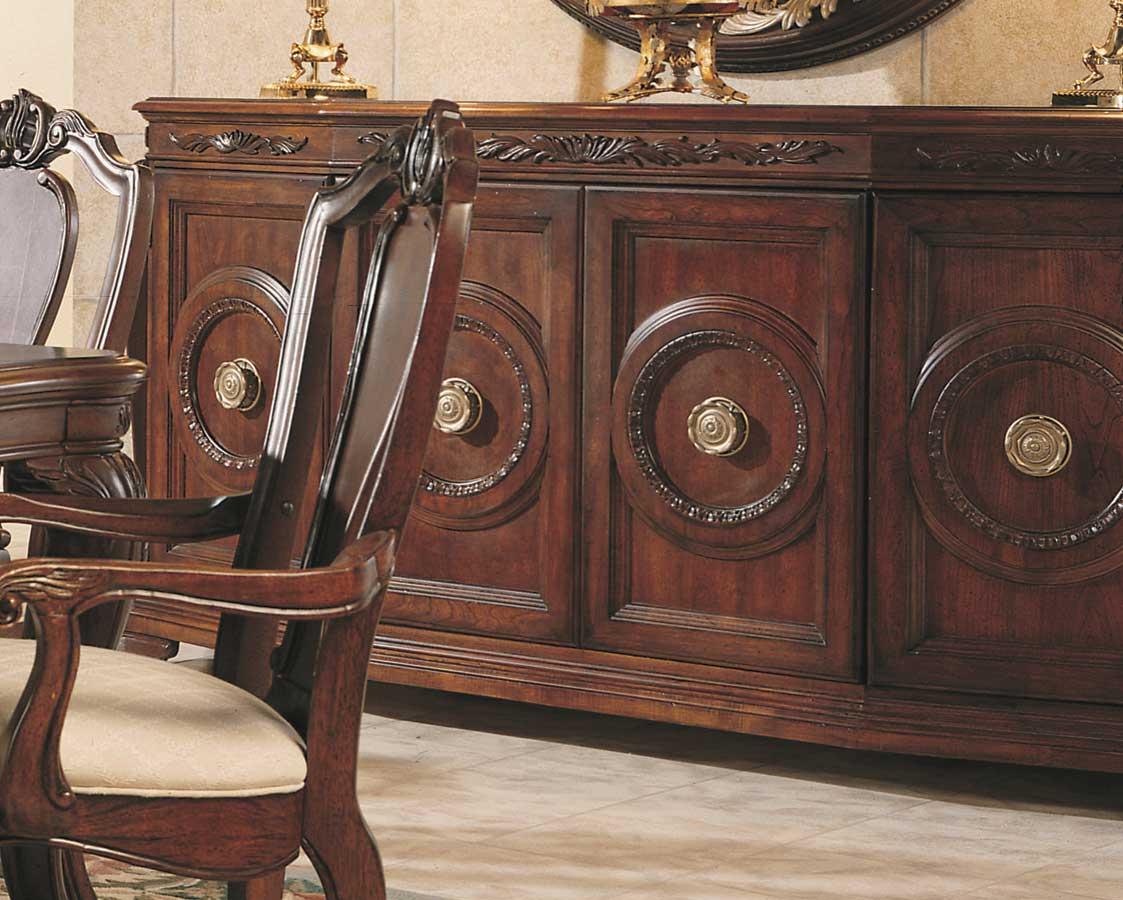 American drew bob mackie home credenza 662 857 - Bob mackie discontinued bedroom furniture ...