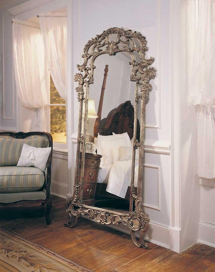 American Drew Jessica McClintock Home Romance Floor Mirror 721-065 ...