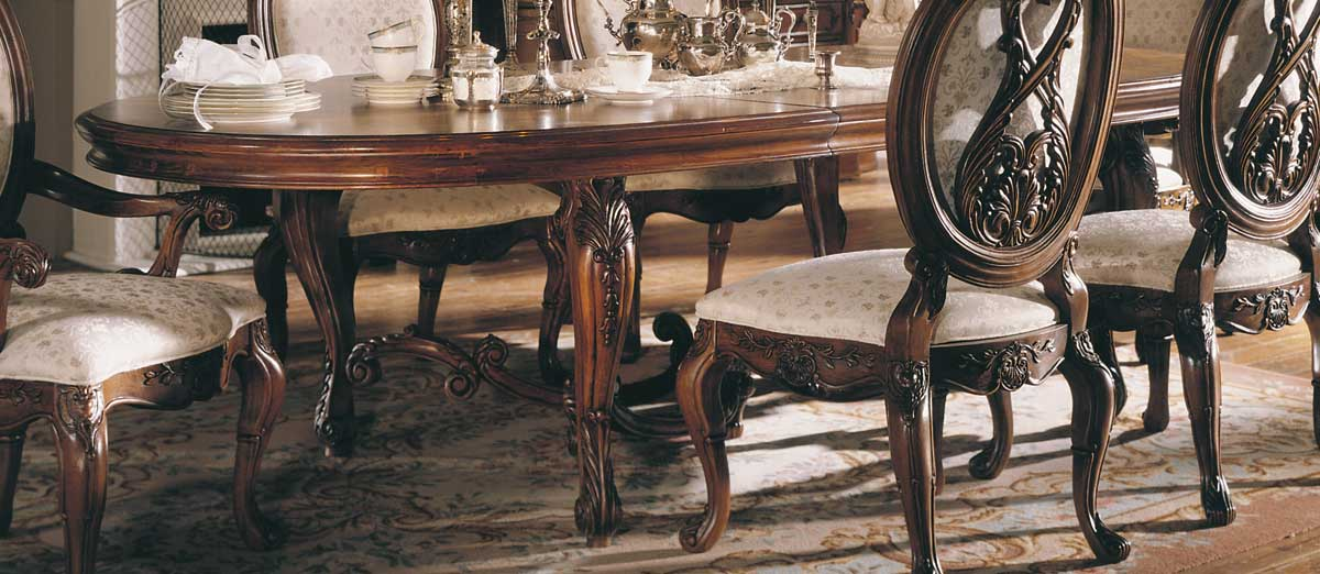 Lovely American Drew Jessica McClintock Home Romance Renaissance Dining Table