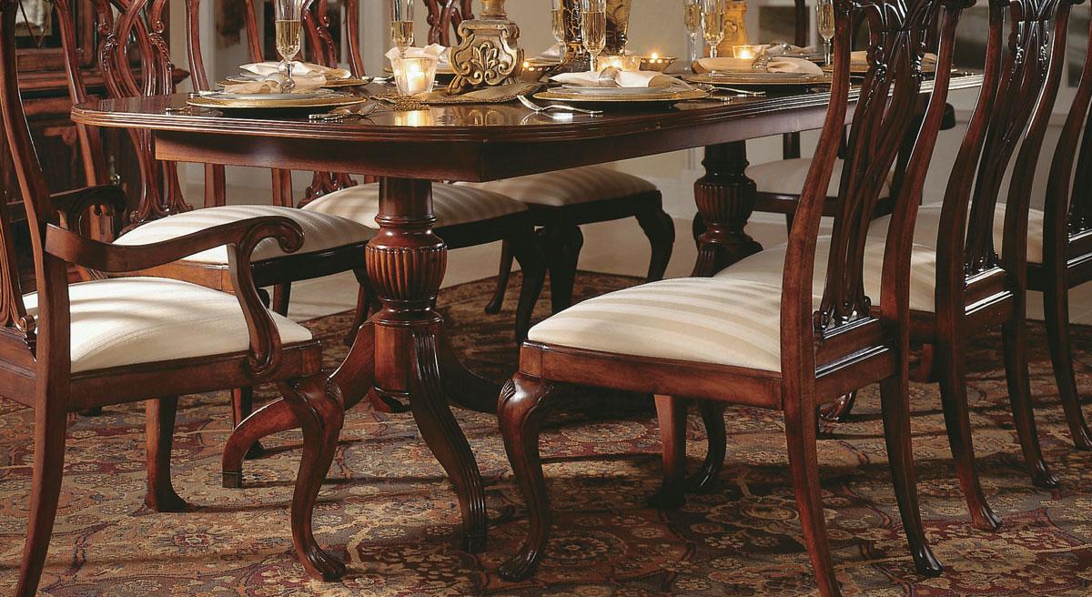 Superieur American Drew Cherry Grove Pedestal Table