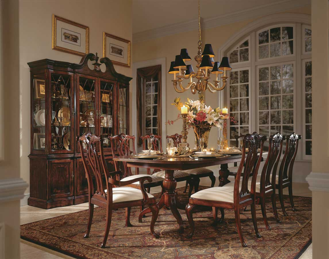 American Drew Cherry Grove Pedestal Dining Collection