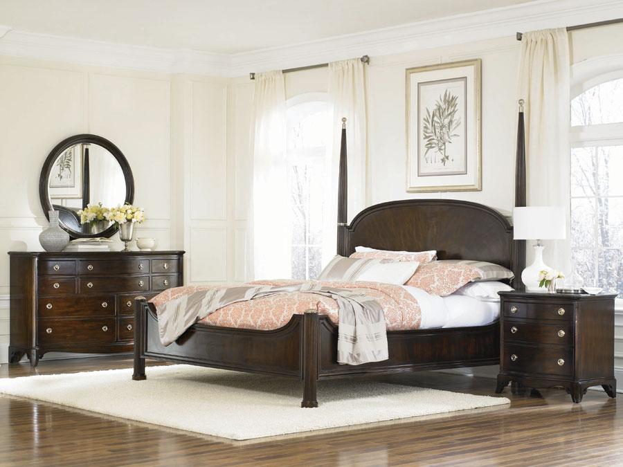 American Drew Sonata Poster Bedroom Collection