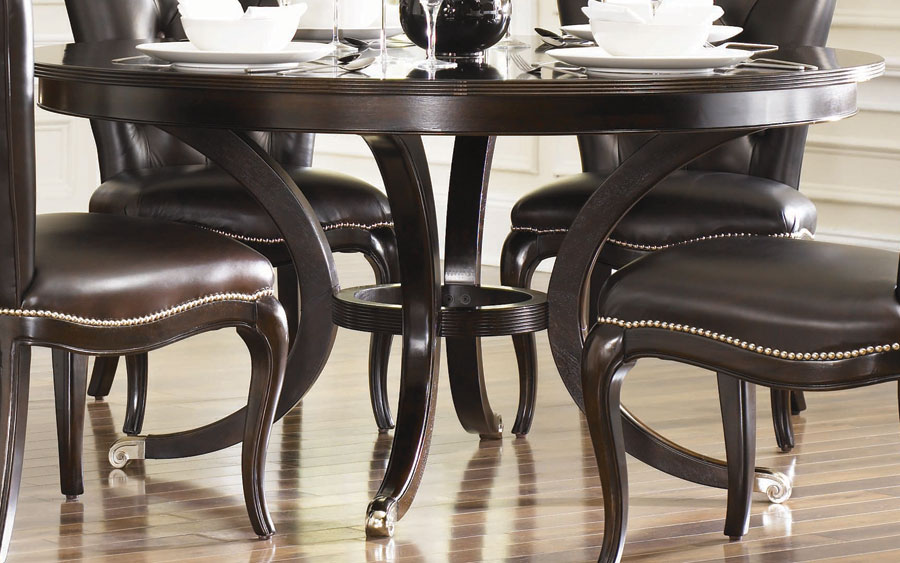 Photo of American Drew Sonata 60in Round Table (Dining Room Furniture, Dining Room Set, Dining Tables, Dining Room Tables)