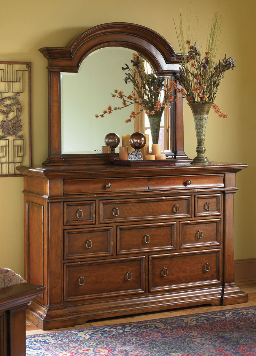 American Drew European Traditions Drawer Dresser