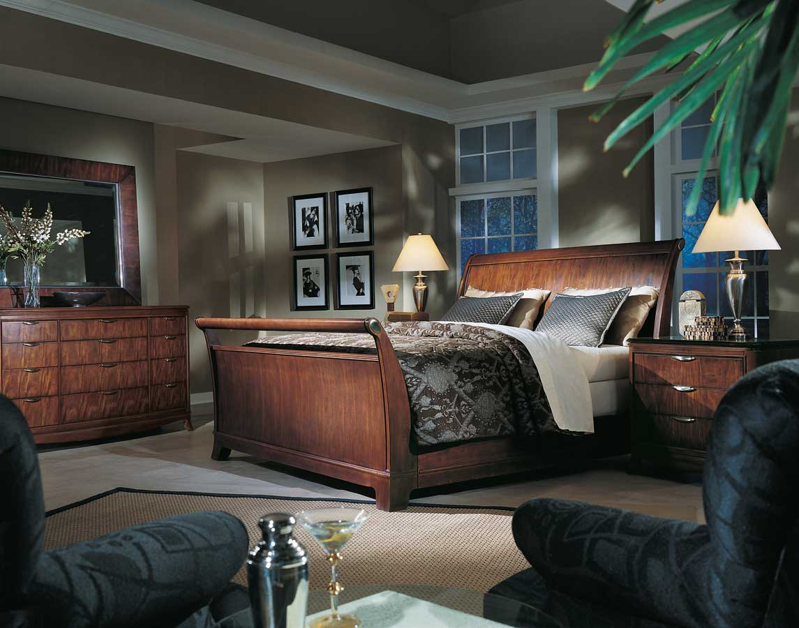 American Drew Advocate Bedroom Collection
