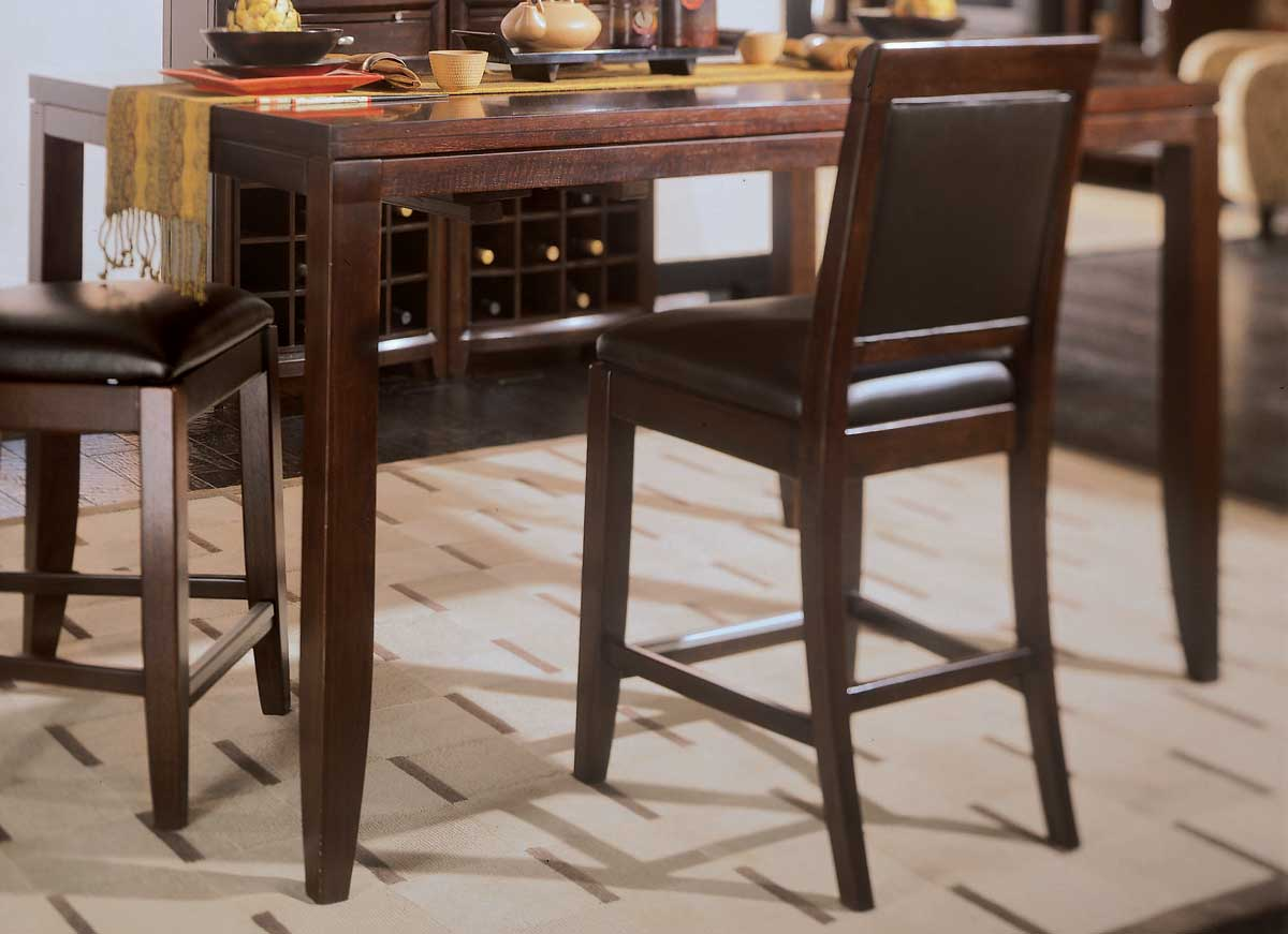 American Drew Tribecca Gathering Table Dining Collection