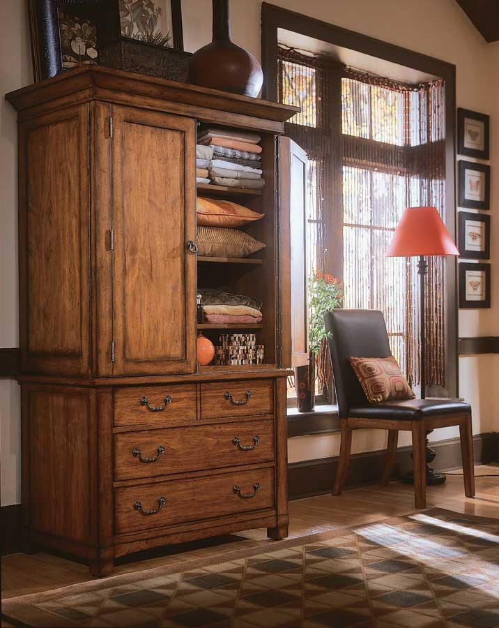 American Drew Beacon Ridge Armoire