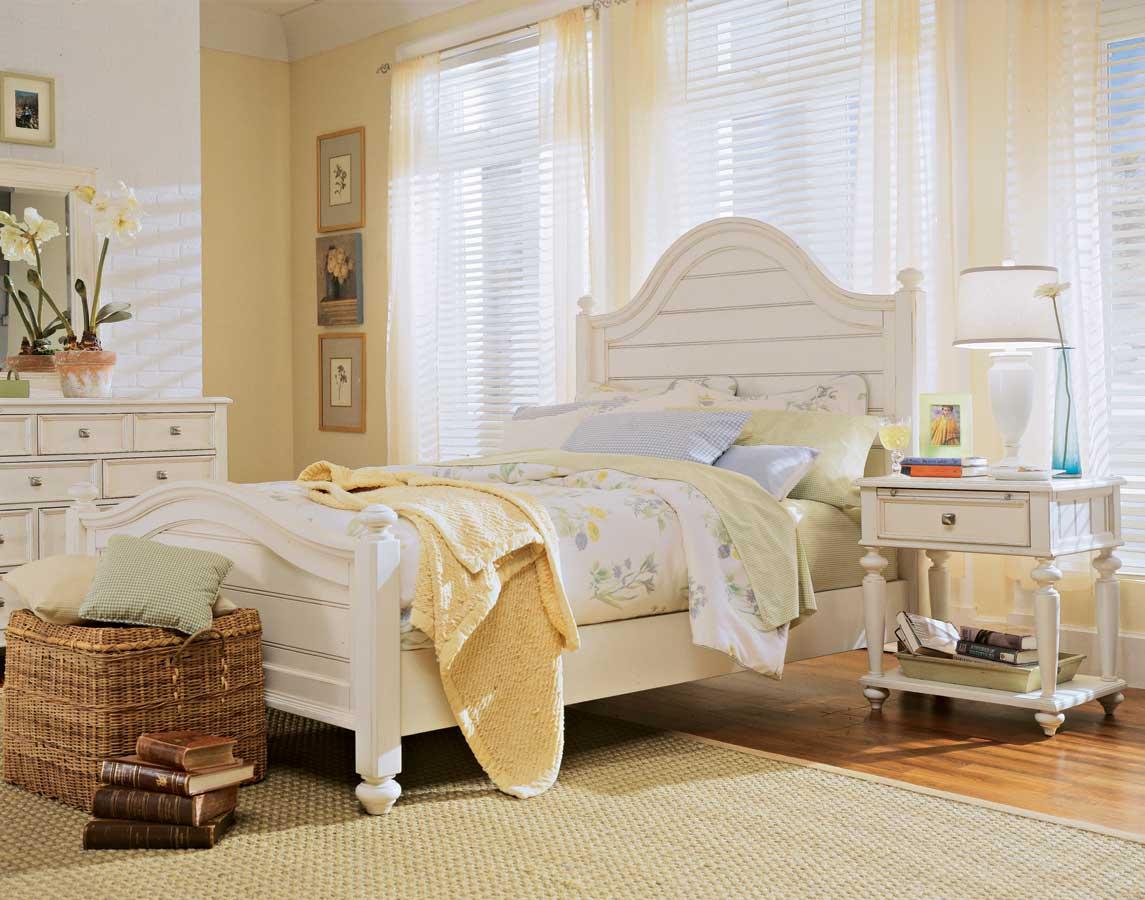 American Drew Camden Light Panel Bedroom Collection