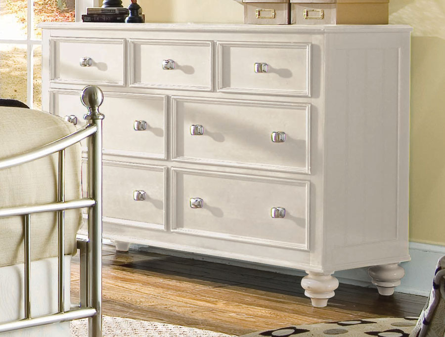 Cheap American Drew Camden White Dresser