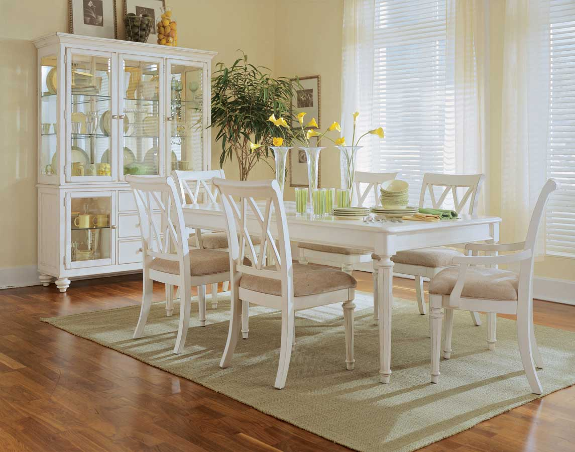 American Drew Camden Light Leg Dining Collection