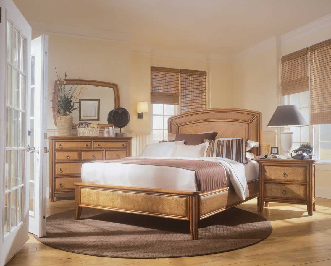American Drew Antigua Low Profile Bedroom Collection