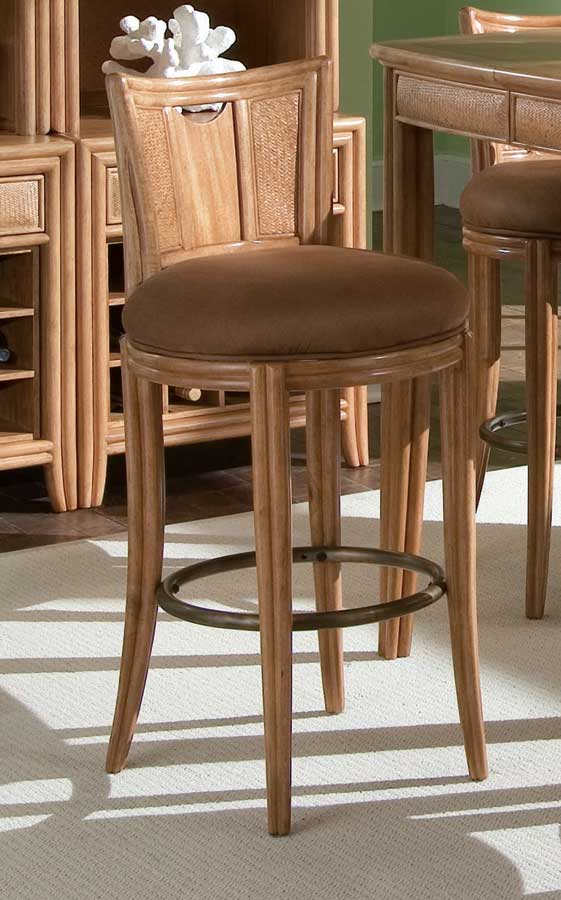 Cheap American Drew Antigua Round Counter Swivel Stool