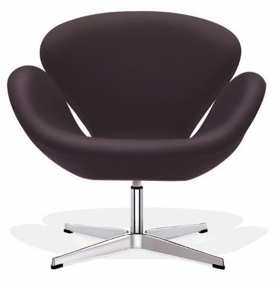 Alphaville Design Shuttle Chair-Alphaville