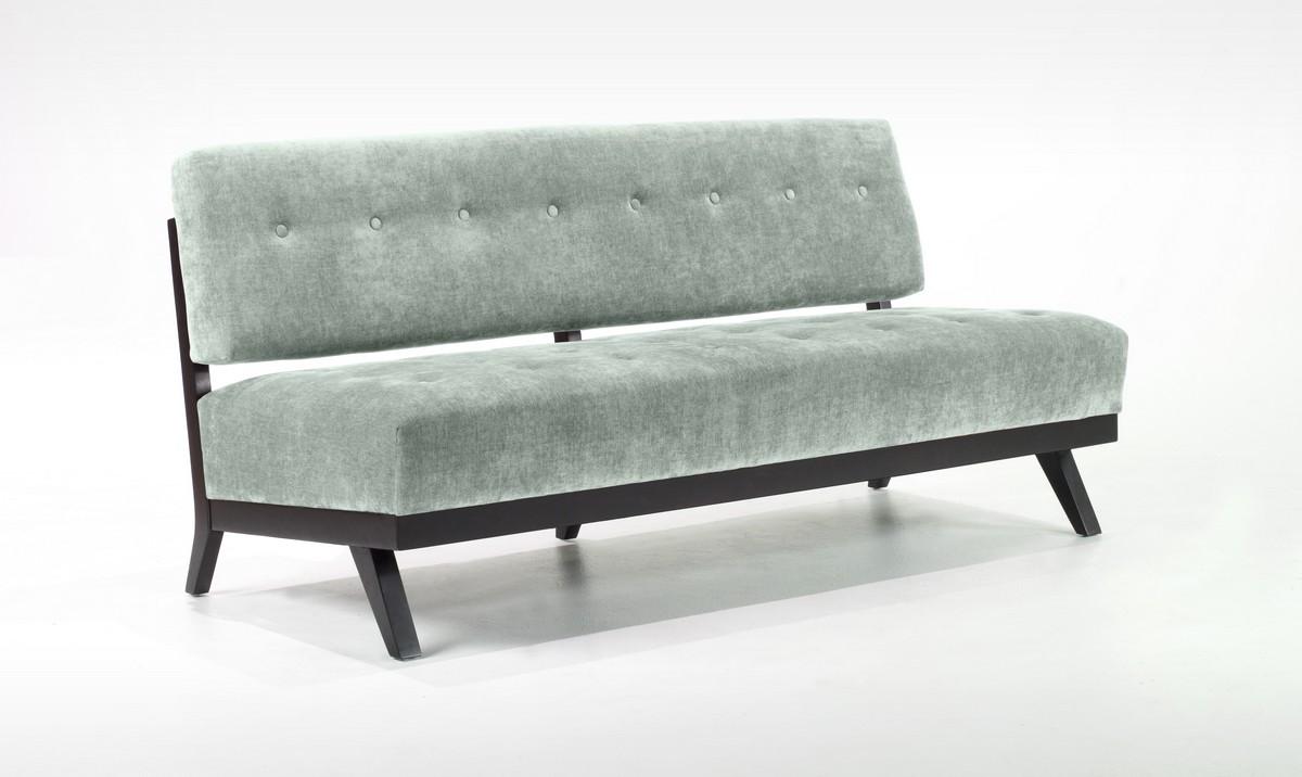 couch armless marfa truemodern sofa