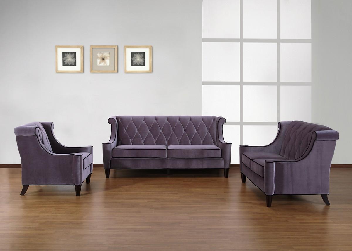 Barrister Velvet Sofa 1025theparty