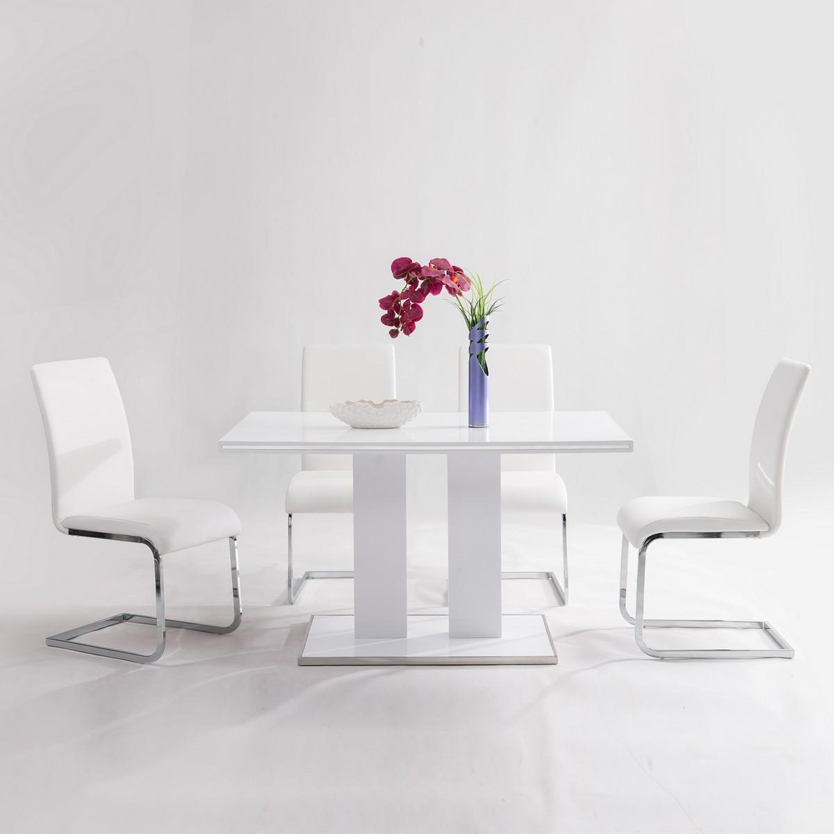Armen Living Amanda Dining Table