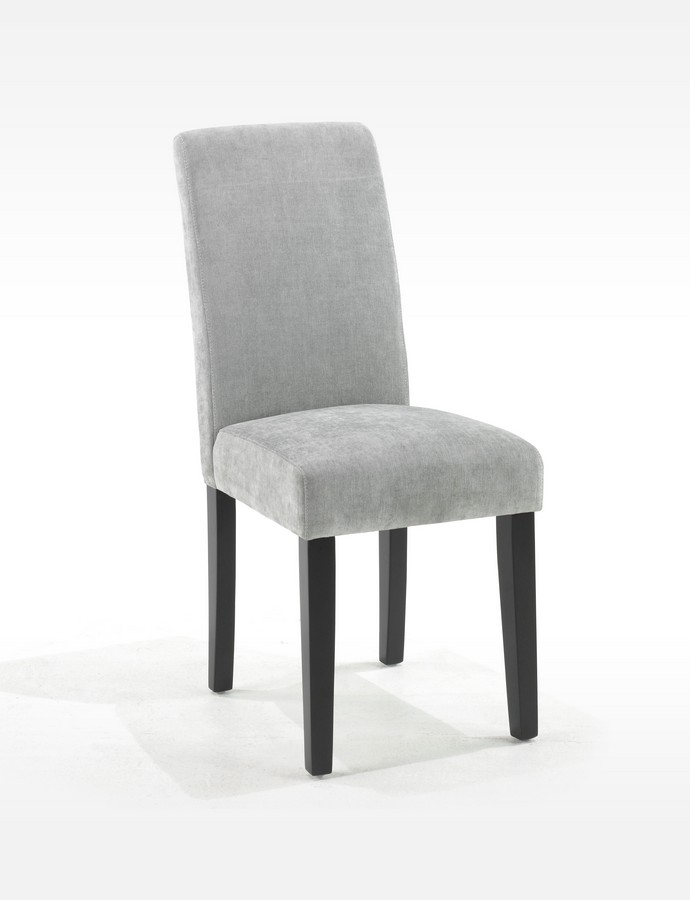 Armen Living Lagoon Color Fabric Side Chair