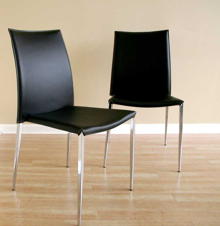 Wholesale Interiors Jenifer Dining Chairs--For the Home-Dining