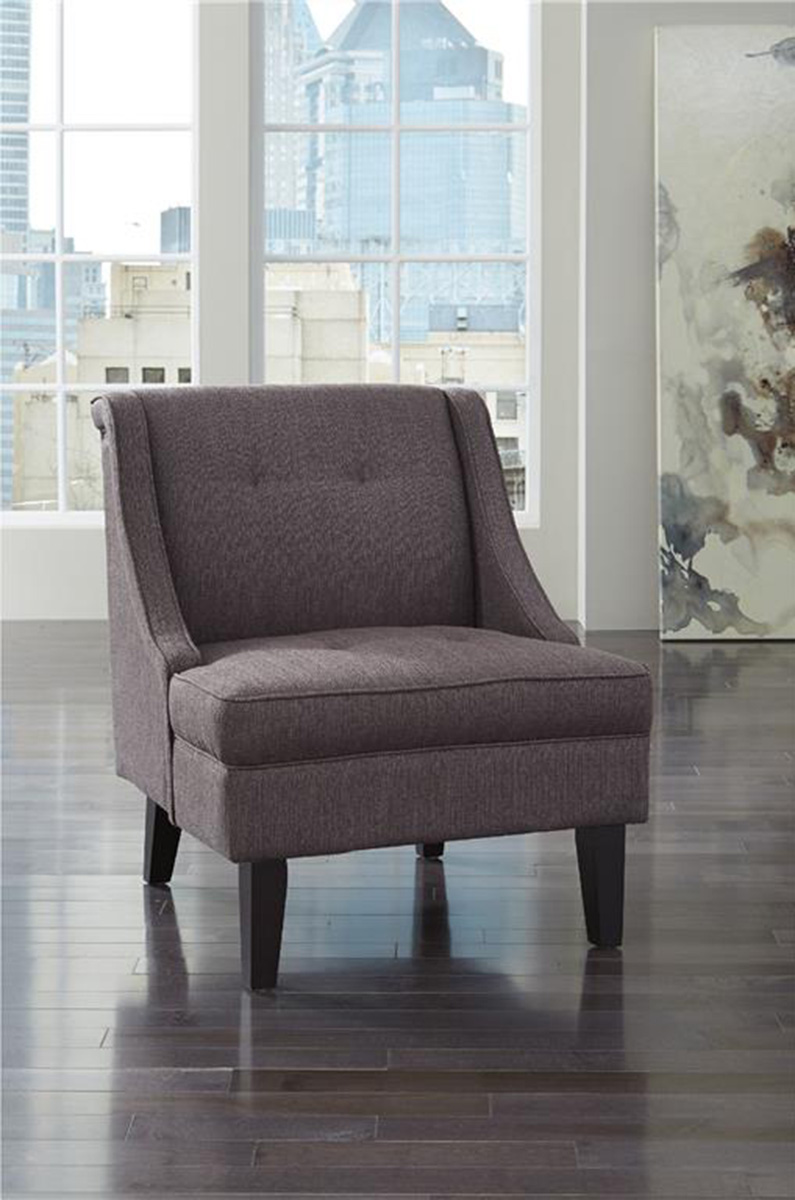 Ashley Clarinda Accent Chair - Gray