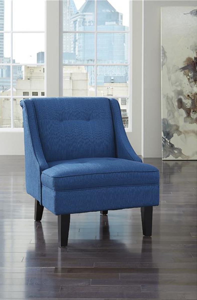 Ashley Clarinda Accent Chair - Blue