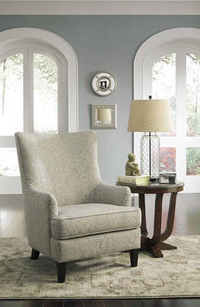 Ashley Kieran Accent Chair - Chateau