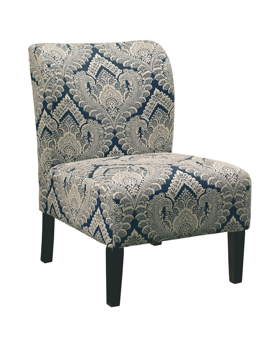 Ashley Honnally Accent Chair - Sapphire