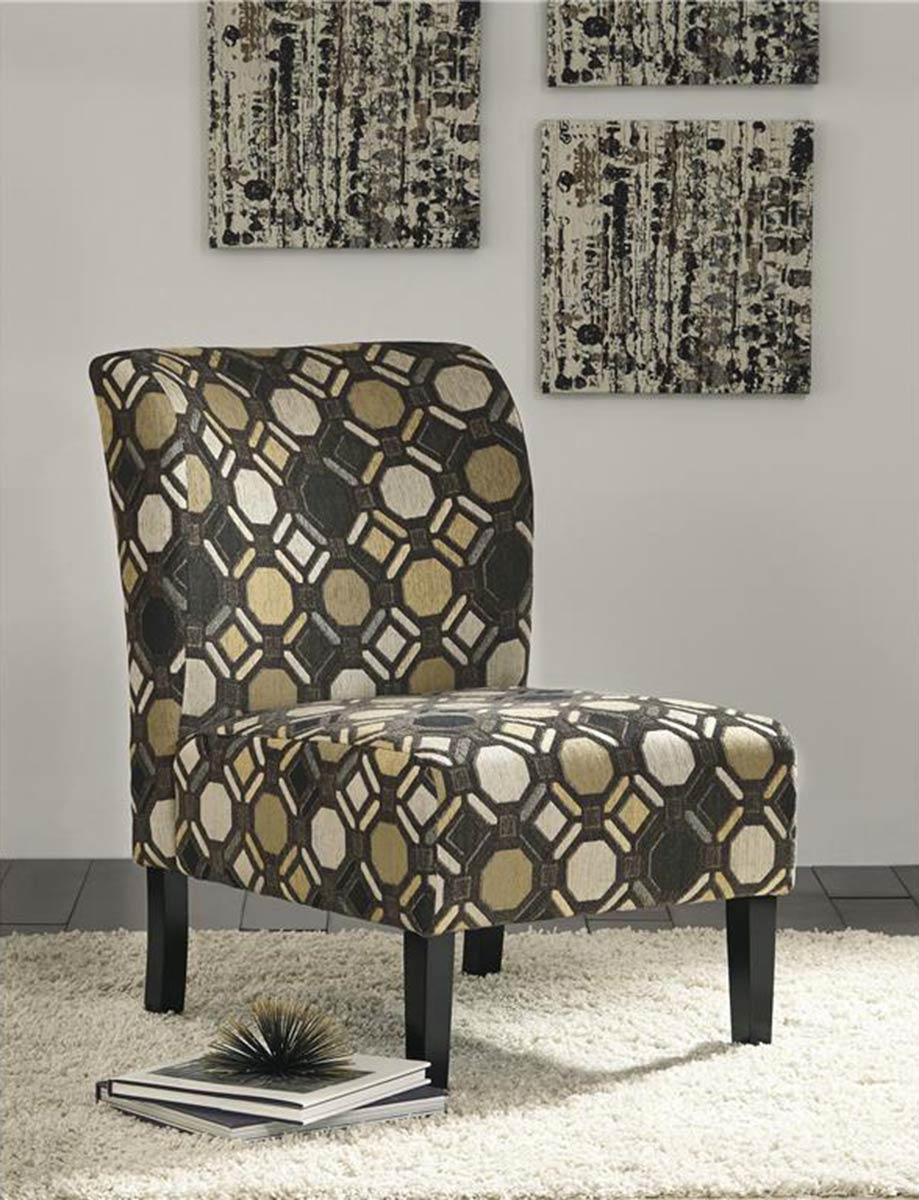 Ashley Tibbee Slate Accent Chair