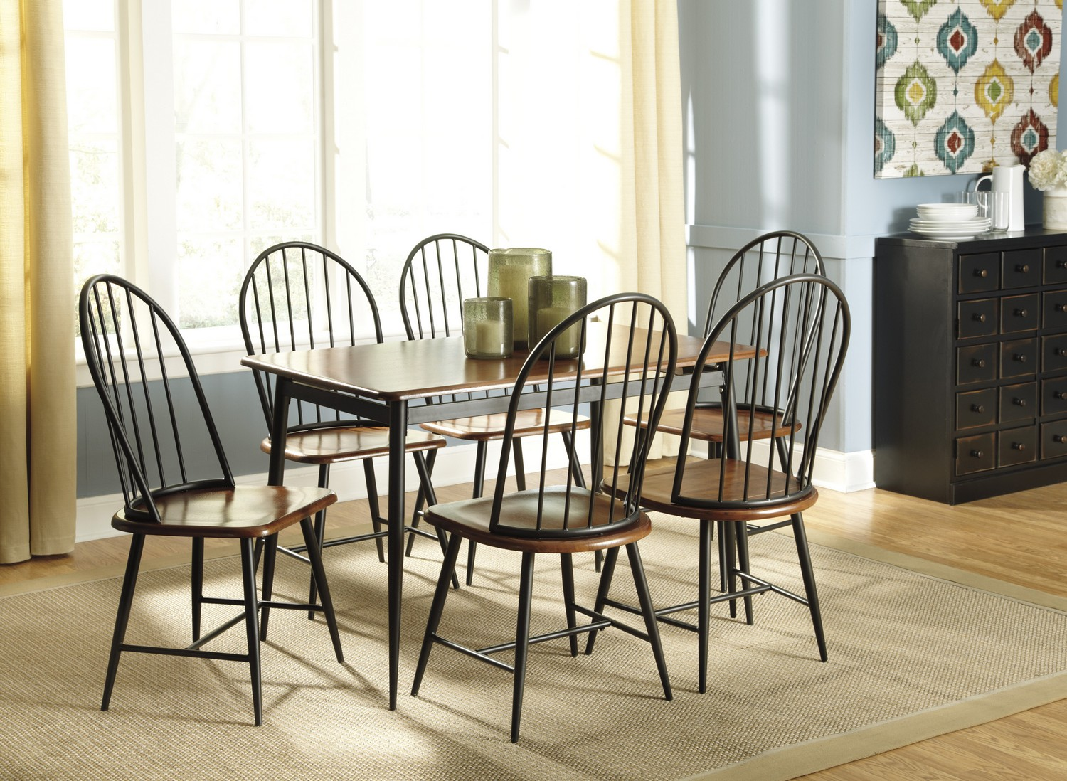 Ashley Shanilee Dining Room Set