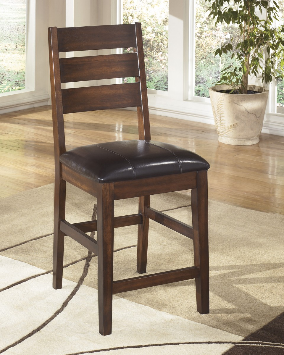 Ashley Larchmont Upholstered Counter Stool