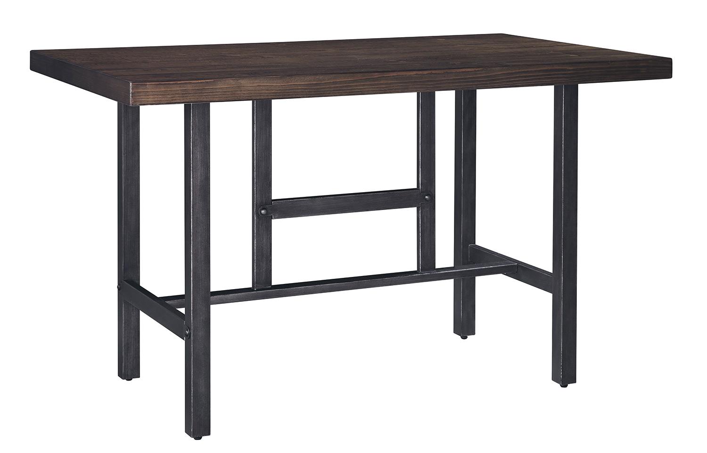 Ashley Kavara Rectangular Dining Counter Table