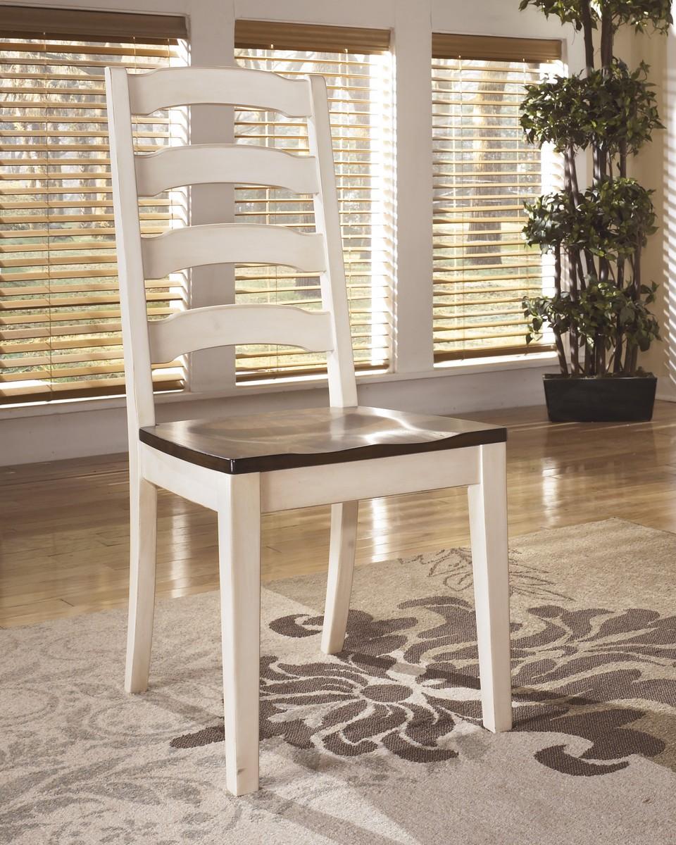 Ashley Whitesburg Dining Room Side, Whitesburg Dining Room Chair